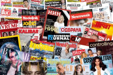 ЖУТА ШТАМПА БРАОН БОЈЕ – слика и прилика српског новинарства