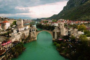 Мостар се дијели на двије зоне