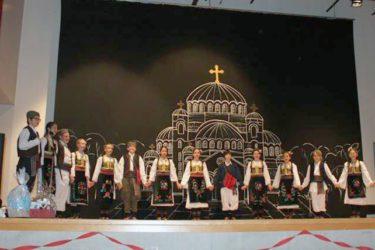 """HUMANITARNO VEČE MLADIH SRBA IZ VANKUVERA: 10.000 dolara za školu """"Aleksa Šantić"""" iz Nevesinja"""