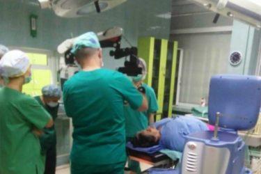 Фоча: Операција катаракте по најсавременијем методу