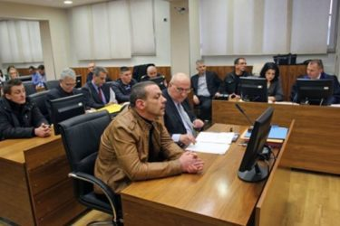 НАСТАВАК СУЂЕЊА: Ратковић излазио с посла за вријеме убиства Марка Ђерића