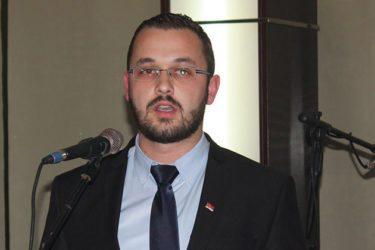 Odbornik SDS-a Dejan Tarana podnio ostavku
