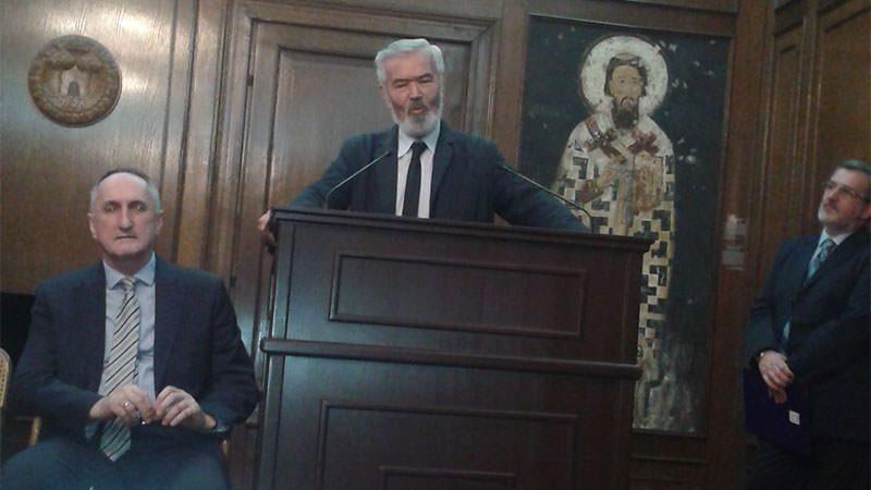 Беседа академика Љубомира Зуковића