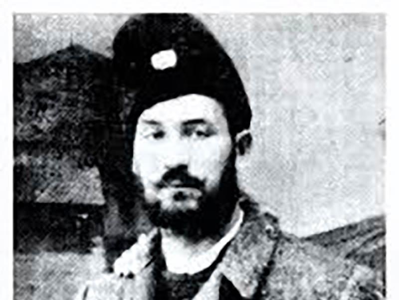 ГАЛЕРИЈА БЕСМРТНИХ ХЕРЦЕГОВАЦА: Командант Милорад Поповић