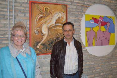 """Гацко: Представљене слике настале на Четвртом међународном саборовању """"Симеон Добрићевски"""""""