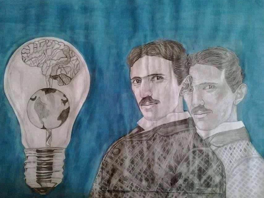 Никола Тесла:Рад ученика основне школе Стефана Самарџића