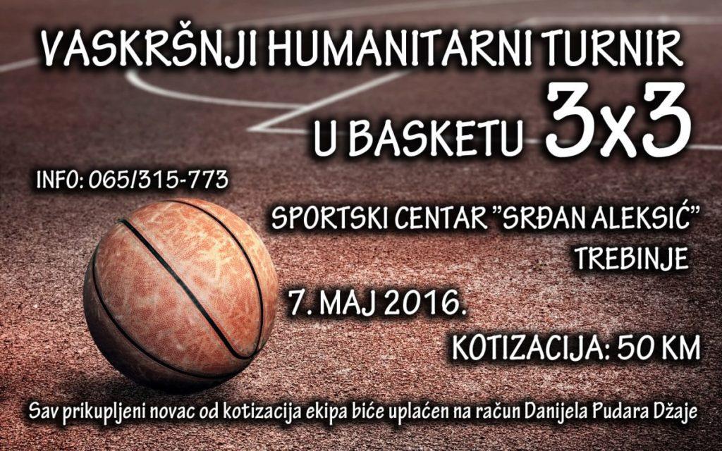 ТРЕБИЊЕ, 7. МАЈ- ИГРАЈ ЗА ДАНИЈЕЛА: Хуманитарни турнир у кампу Дејана Бодироге