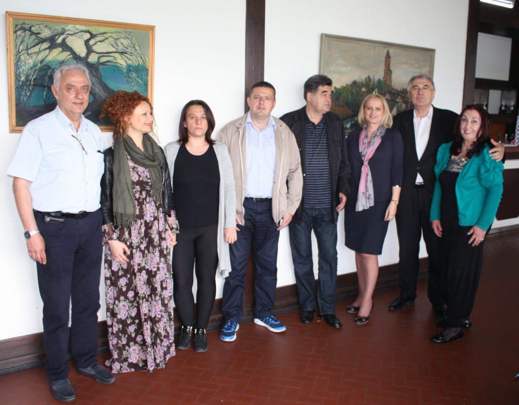 БЕОГРАД: Одржана трећа редовна скупштина Завичајног клуба Билећана у Србији