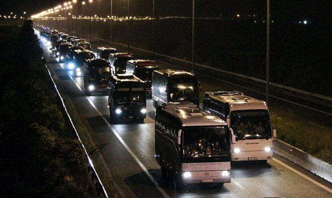 ПРЕВОЗНИЦИ ТРЉАЈУ РУКЕ: Сви аутобуси из Херцеговине крећу у Бањалуку