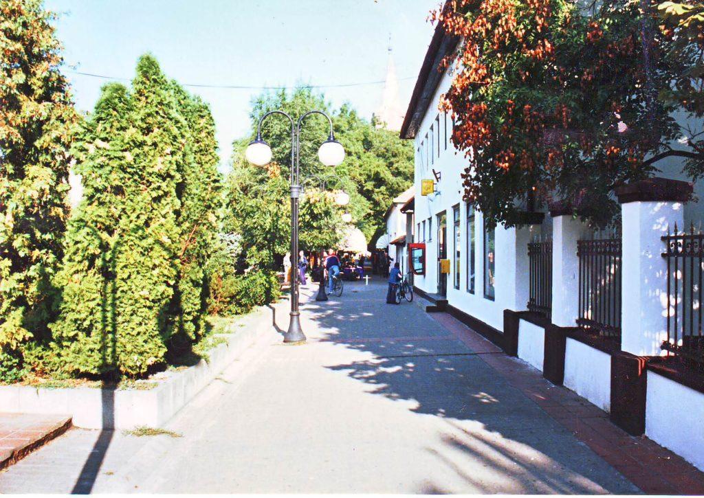 Гајдобра - центар села (1)