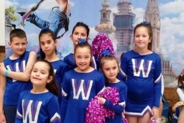 """ГАЧАНКЕ ОСВОЈИЛЕ ЗАГРЕБ: Нове медаље за """"We dance"""""""