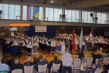 12. Сабор фолклора у Требињу окупио 10 друштава из региона