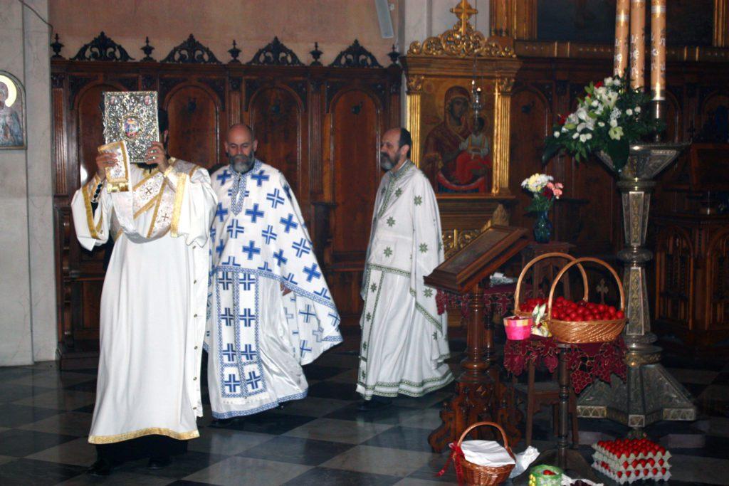 ДУБРОВАЧКИ ЂАКОН БОШКОВИЋ: Православна и римокатоличка црква су сестринске цркве!