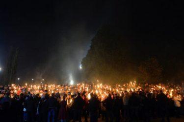 Благодатни огањ у Српској и Србији