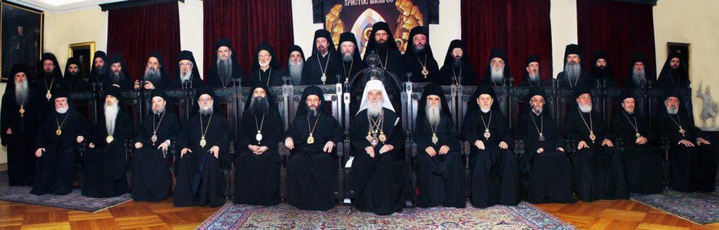 Сазван Свети Архијерејски Сабор Српске Православне Цркве