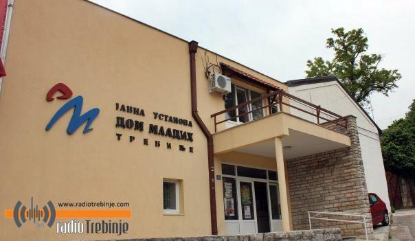 Опљачкан Дом младих у Требињу