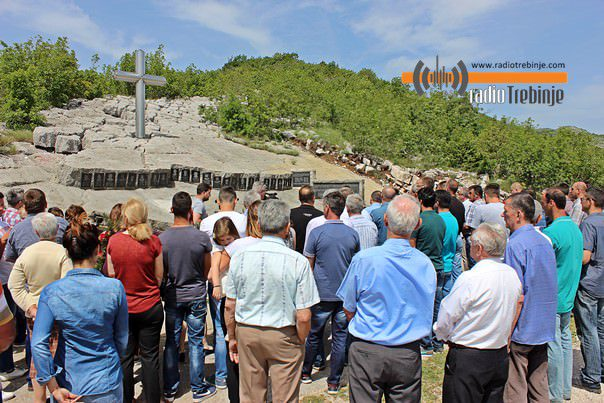 СЈЕЋАЊЕ НА ХЕРОЈЕ ХЕРЦЕГОВАЧКЕ СЛОБОДЕ: Служен помен припадницима Бобанске чете