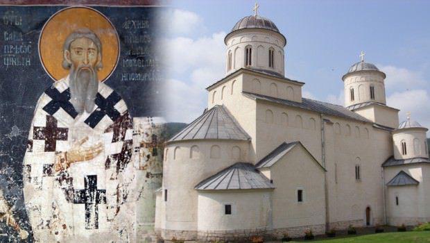 Верници данас прослављају пренос моштију Светог Саве у Манастир Милешева