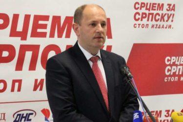 ЛУКА ПЕТРОВИЋ: Сви који подрже скуп СзП су издајници