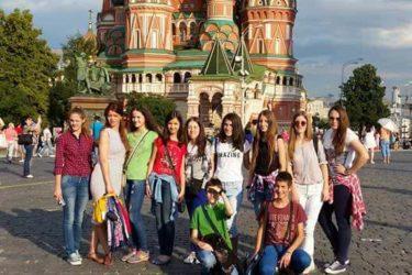 НЕЗАБОРАВНО ИСКУСТВО: Боравак билећке ученице Милице Дошло у Москви