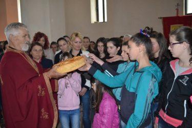СВЕТИ ЋИРИЛО И МЕТОДИЈЕ: Црква на Оџаку прославила крсну славу!