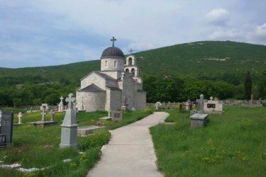 Мјештани билећког села Подосоје прославили крсну славу Светог великомученика Георгија