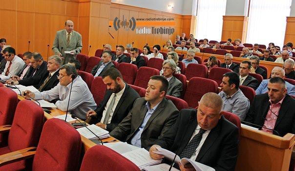 Сутра сједница Скупштине града Требиња