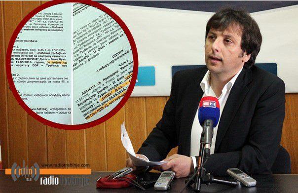 Вукановић: ХЕТ јавним набавкама наставља да извлачи новце за изборну кампању