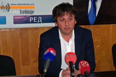VUKANOVIĆ: Više ljudi borave pod vodom nego kriminalci u Okružnom sudu Trebinje!