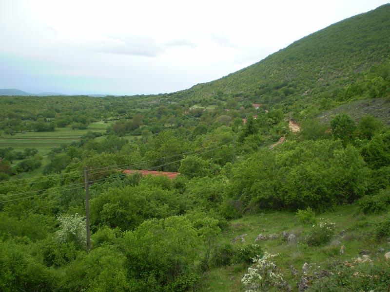 Put žrtava kroz selo Kapavicu