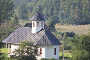 Црква Светог Саве у Драгијевици