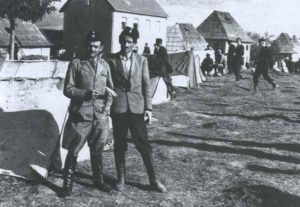 Franjo Sudar na Kupresu, Muslimani su ga od milja nazvali Osman Beg