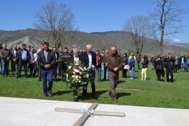 Наставља се изградња спомен обиљежја погинулим борцима и цивилима у Луци