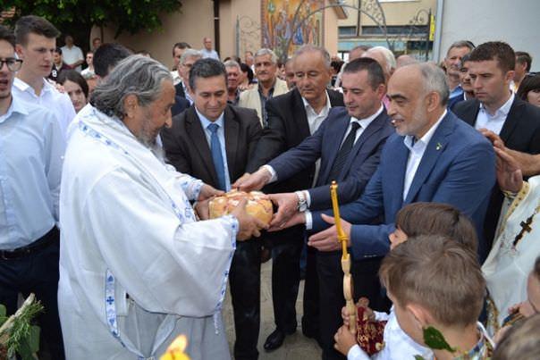 Невесиње прославило Спасовдан