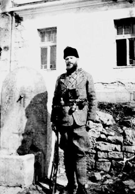 ВОЈВОДА РАДОЈИЦА ПЕРИШИЋ - бесмртни вођа првог антифашистичког устанка у Европи