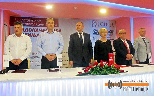 Пет партија потписало подршку Луки Петровићу