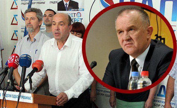 ЧАВИЋ: Шараба поднио оставку