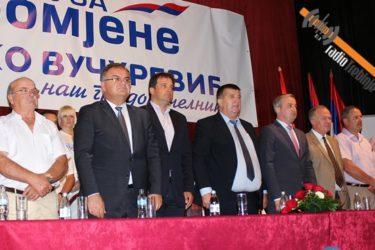 Градоначелник Вучуревић кандидат коалиције и за наредни мандат
