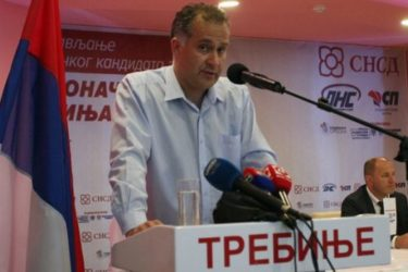Гркавац искључен из Српске радикалне странке због подршке СНСД-у