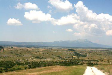 Поглед са Невесињско поље (фото: Верица Чупковић)