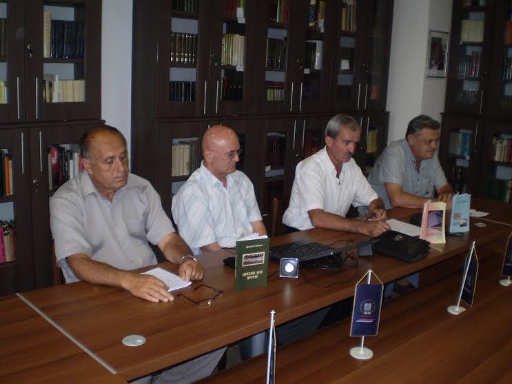 Књижевно вече посвећено стваралаштву Драгана Ковача