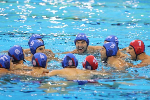 """ХРВАТИ ОДСЛУШАЛИ """"БОЖЕ ПРАВДЕ"""": Ватерполисти освојили олимпијско злато!"""