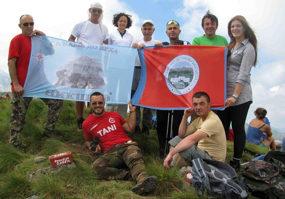 """Билећки планинари у освајању """"црногорских Хималаја"""""""
