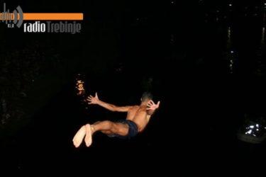 Игор Гудељ побједник скокова са Каменог моста