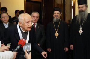 ПОРУКЕ МИЛОРАДА ЕКМЕЧИЋА (1928-2015): Србији се поново може десити 27. март!