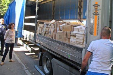 Viktor Lazić poklonio Trebinju 10.000 knjiga