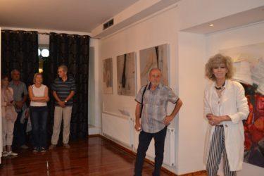 "НЕВЕСИЊЕ: Отворена изложба слика ""Арт симпозијума Јахорина"""