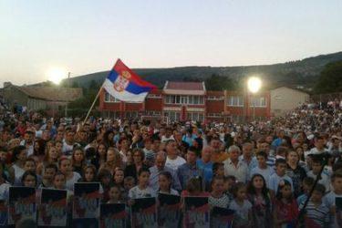 ТИЈАНА БОШКОВИЋ УЈЕДИНИЛА ХЕРЦЕГОВИНУ: Част Београду, Билећа је мој родни град!