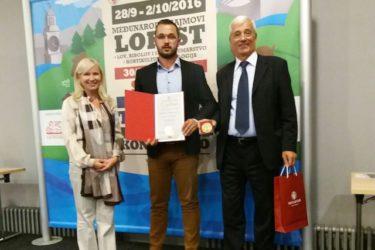 """49. NOVOSADSKI SAJAM TURIZMA: Zlatna medalja restoranu """"Tarana plus"""""""