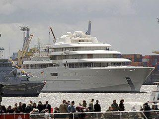 Абрамович стигао у Дубровник јахтом вриједном 1,2 милијарде долара